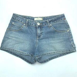 Jordache women's Jean Shorts, Size 9/10, EUC